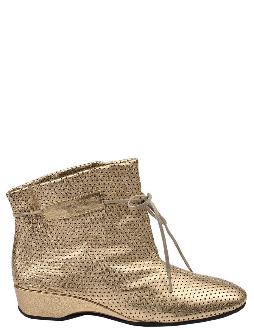 Женские ботинки THIERRY RABOTIN 7756gold