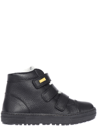 Детские ботинки для девочек Naturino Kabru-nero-binco_black