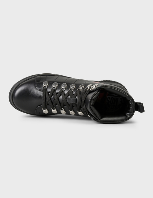черные женские Ботинки Love Moschino JA15514G0DIE0000 8099 грн