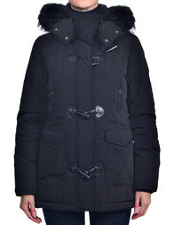 Женская куртка TRUSSARDI JEANS 56S113-3175_black