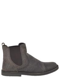 Детские ботинки для мальчиков DOLCE & GABBANA 80047_brown