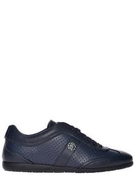 Мужские кроссовки Roberto Cavalli 2082_blue