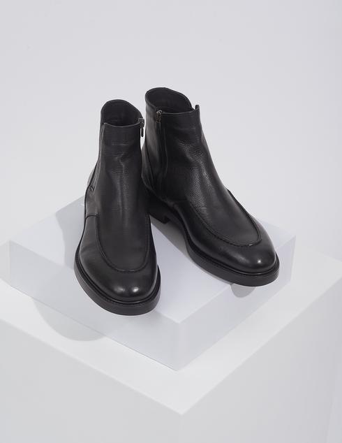 черные Ботинки Fabi FU0387AL-900