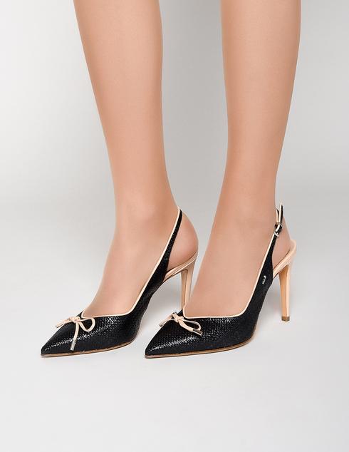 черные Туфли Norma J.Baker 4280E8ZL