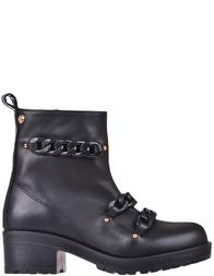 Женские ботинки Love Moschino 24035-К_black