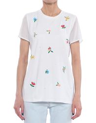 Женская футболка TWIN-SET JS72A3-00808