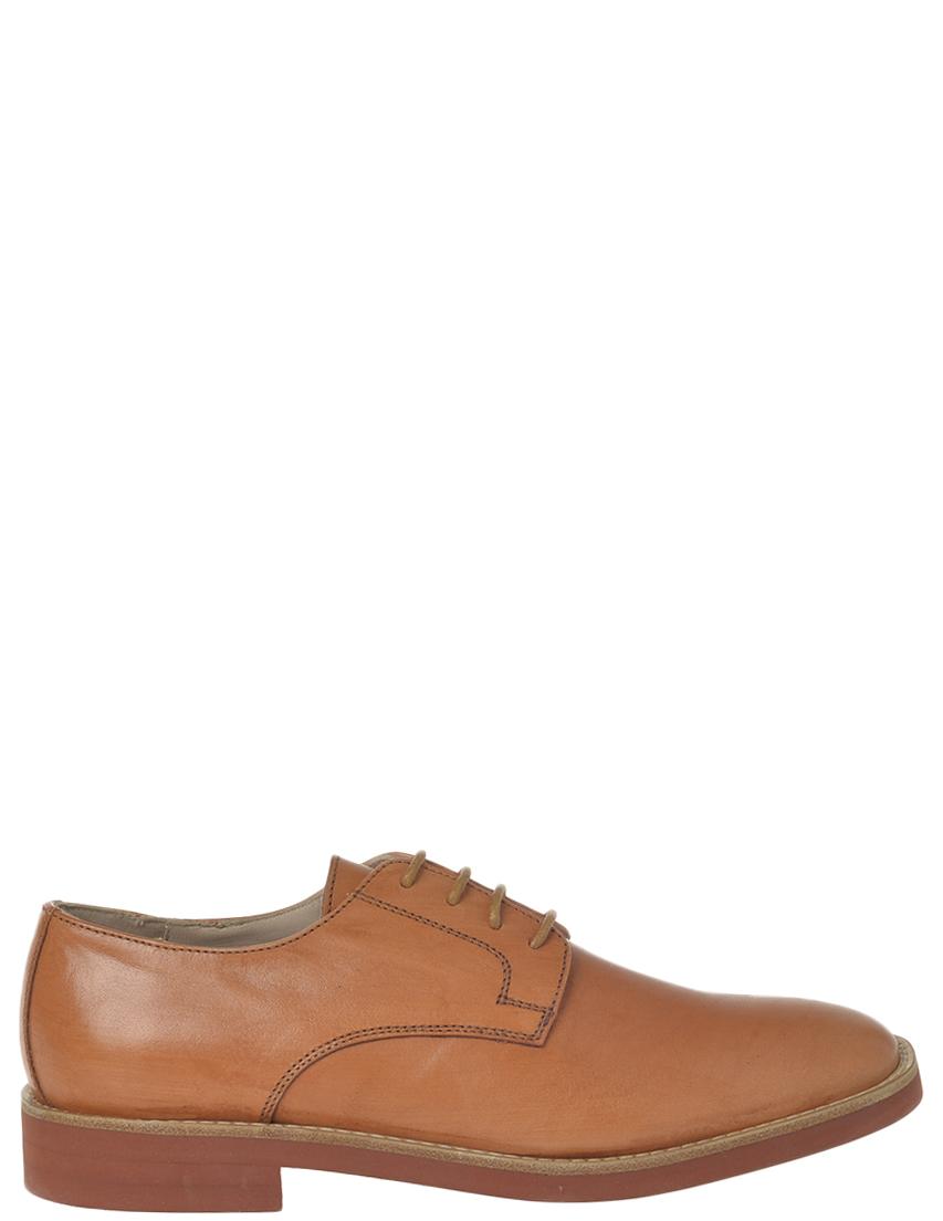 Детские туфли для мальчиков GALLUCCI 2063_brown