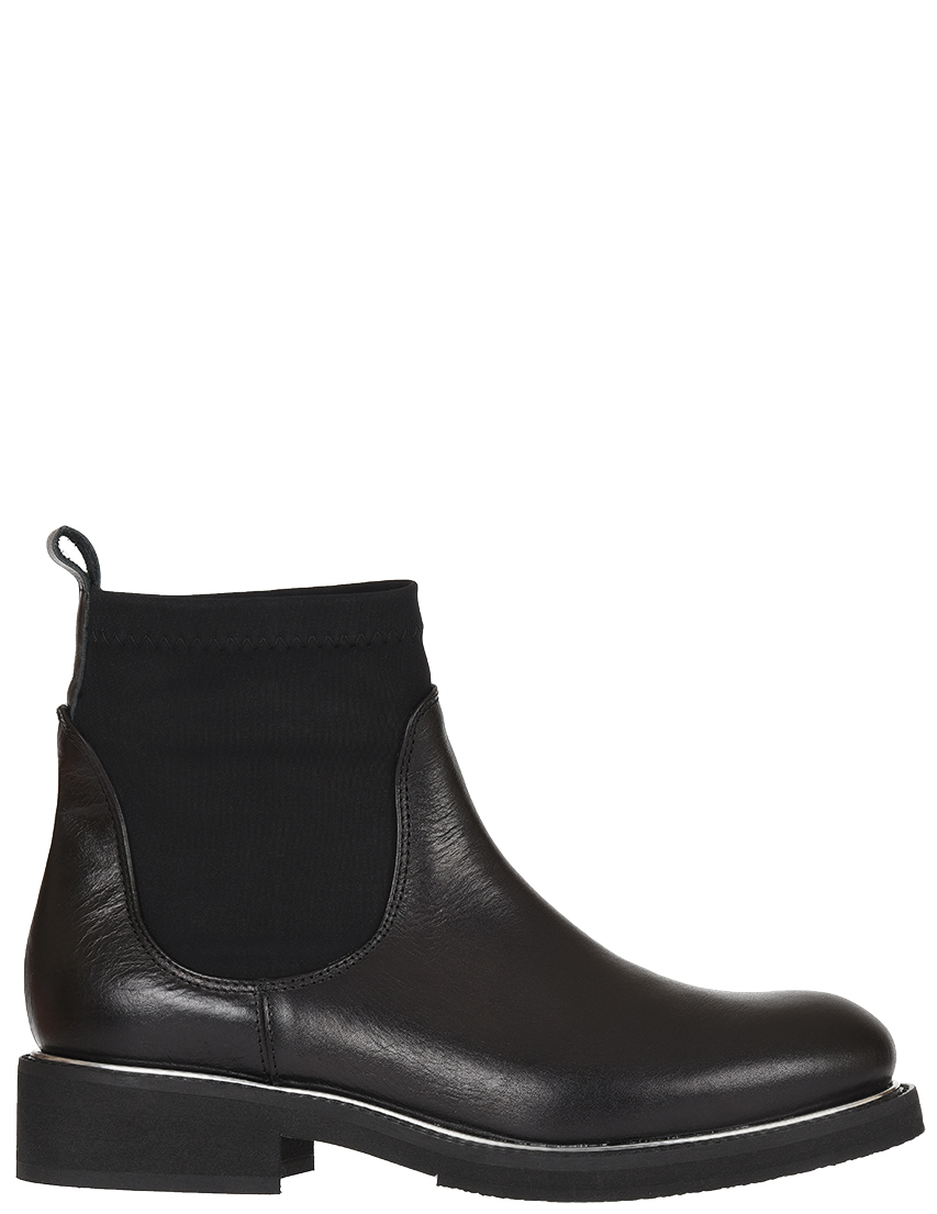 Женские ботинки Fabio Rusconi 110-К-R-STR_black