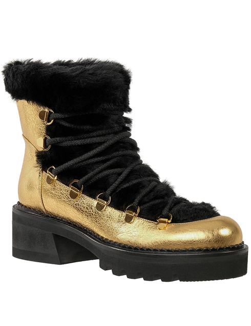 золотые Ботинки Ballin B8W9063-1565AGB