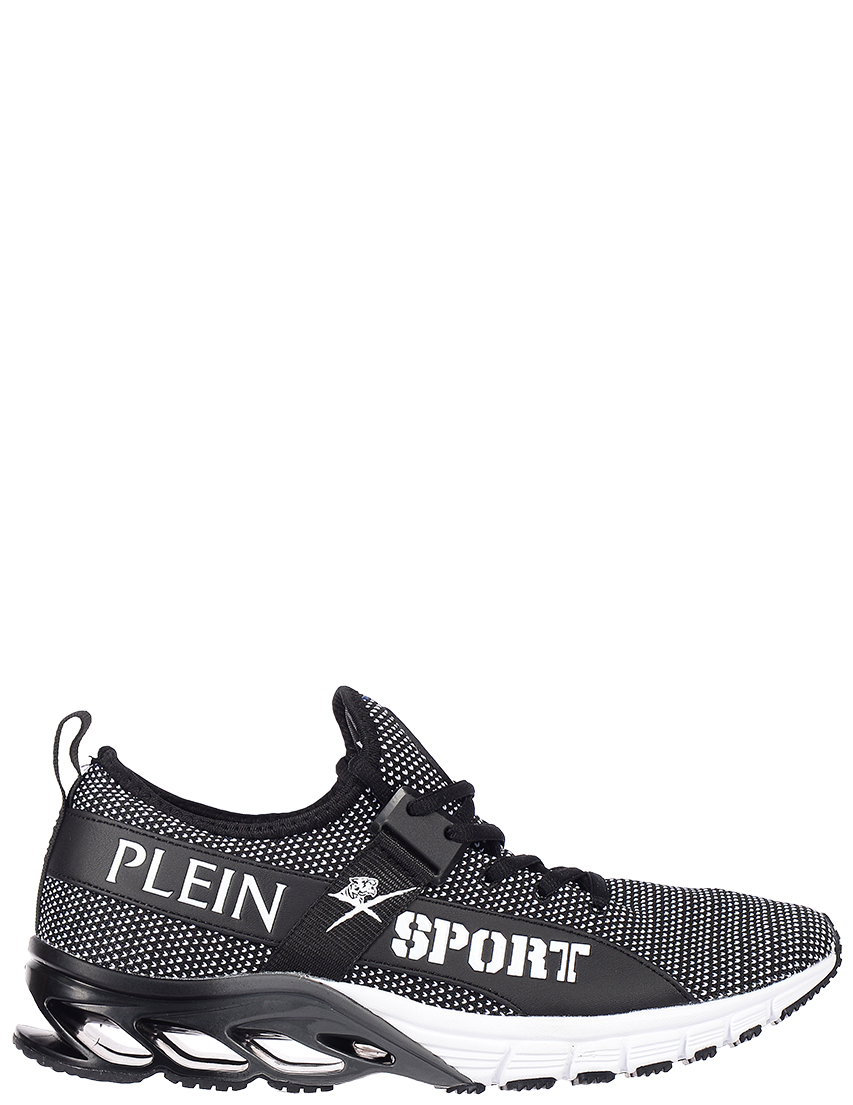 Мужские кроссовки PLEIN SPORT 0610_black