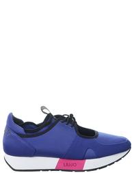 Женские кроссовки LIU JO 16159_blue