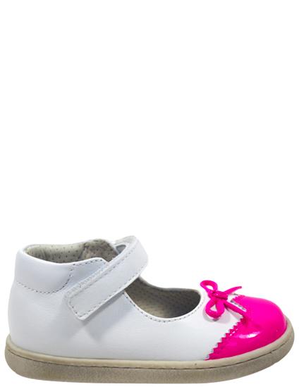 Купить Туфли, ZECCHINO D'ORO, Белый, Весна-Лето