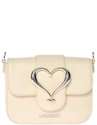 Женская сумка Love Moschino 4043_beige