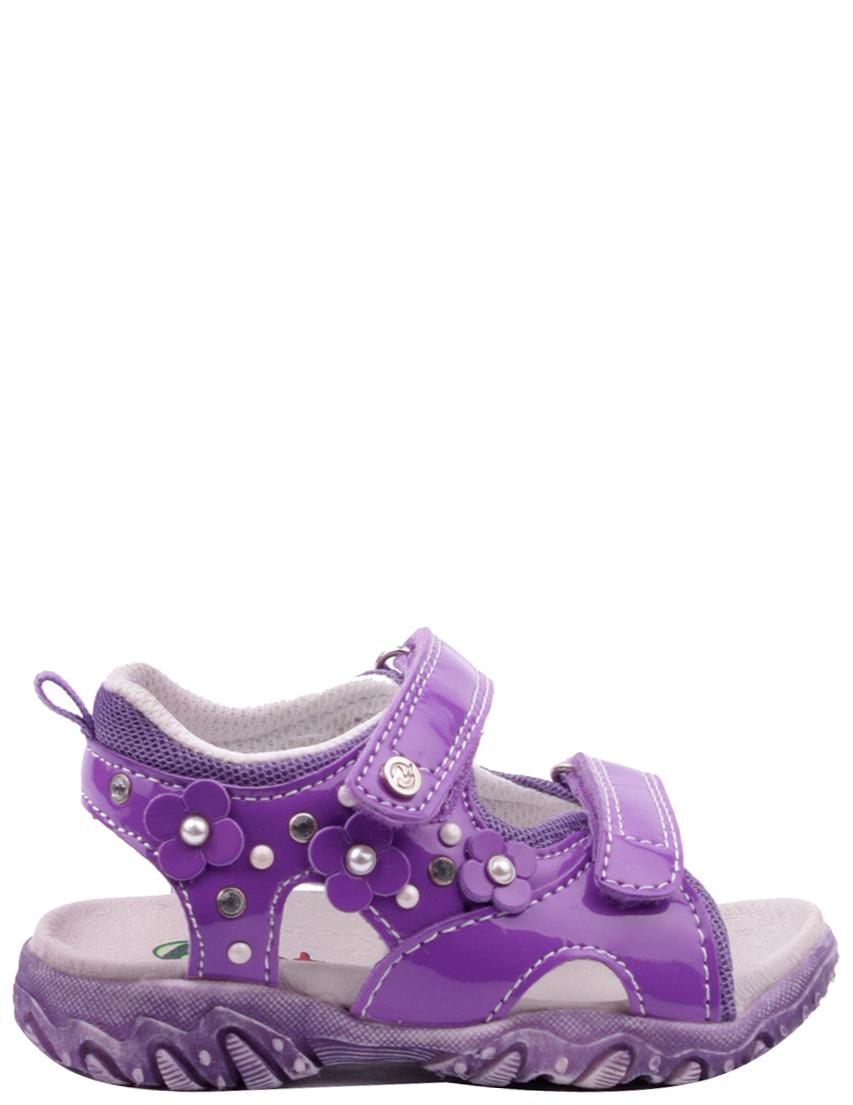 Детские босоножки для девочек NATURINO 438-violet