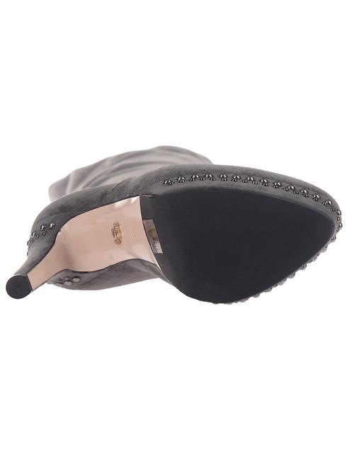 серые женские Ботфорты Le Silla 409_gray 25752 грн