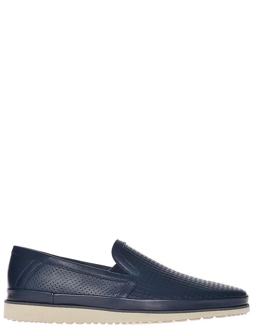 Мужские слипоны Luca Guerrini 9073_blue