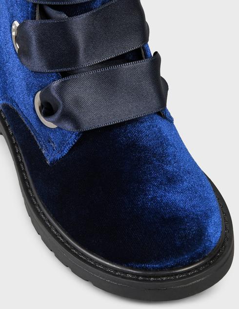 Naturino Victoria-velvet-bleu-blue фото-5