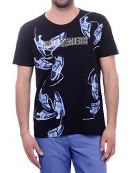 Мужская футболка DIRK BIKKEMBERGS D1DB7510178W665