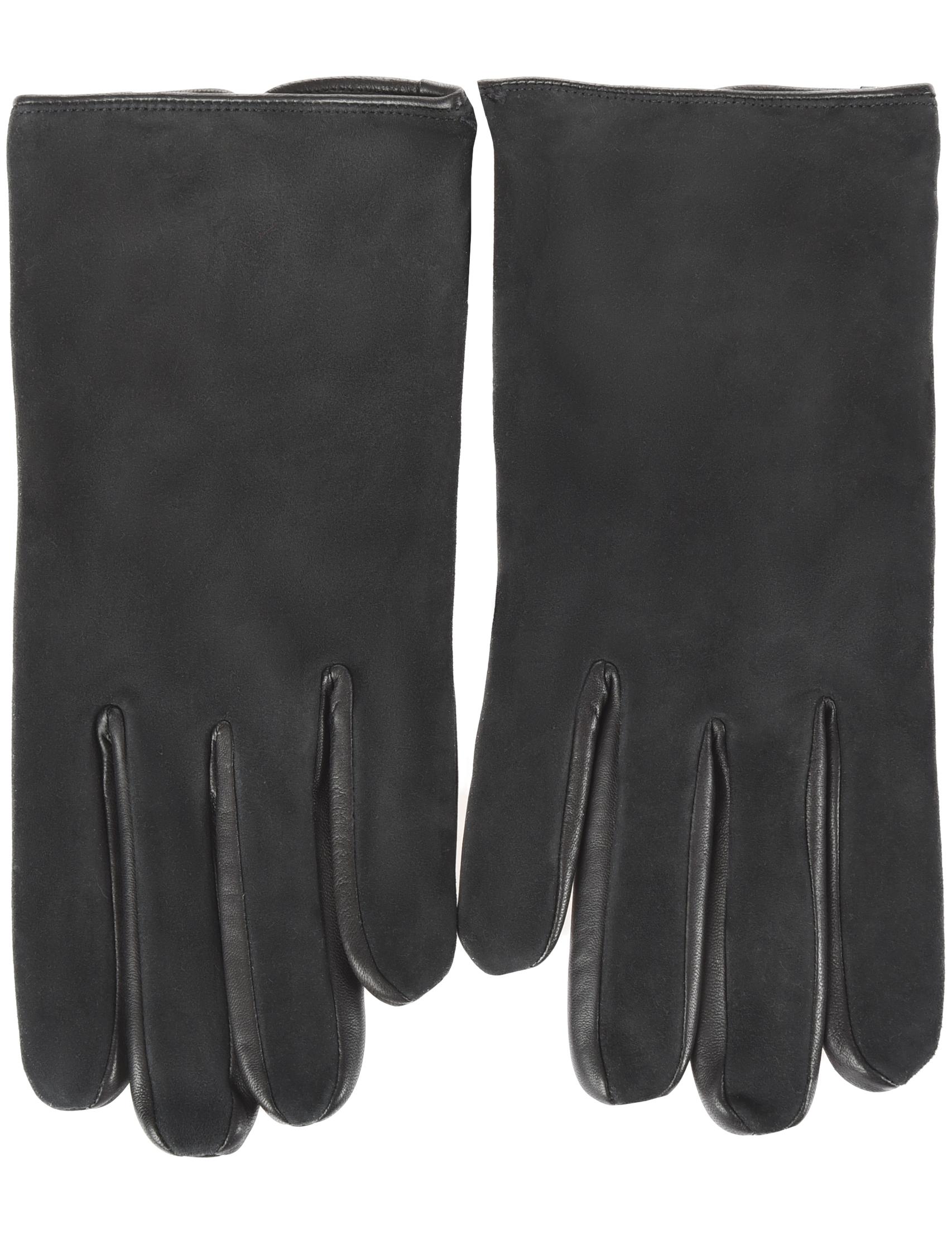 Мужские перчатки PAROLA 61003-З-К_black