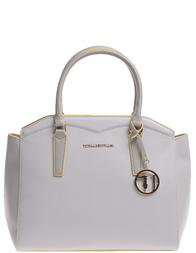 Женская сумка TRUSSARDI JEANS 75373_gray
