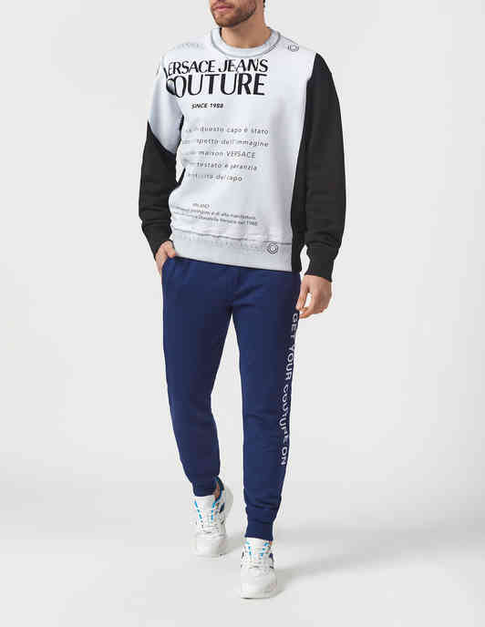 Versace Jeans Couture B7GVA7F5-13956-black фото-4