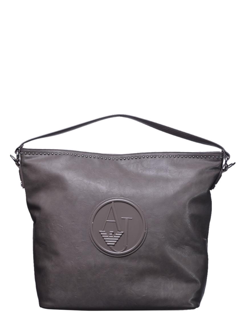 Купить Женские сумки, Сумка, ARMANI JEANS, Серый, Осень-Зима
