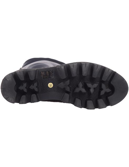 черные женские Ботфорты Napoleoni 4322_black 7400 грн