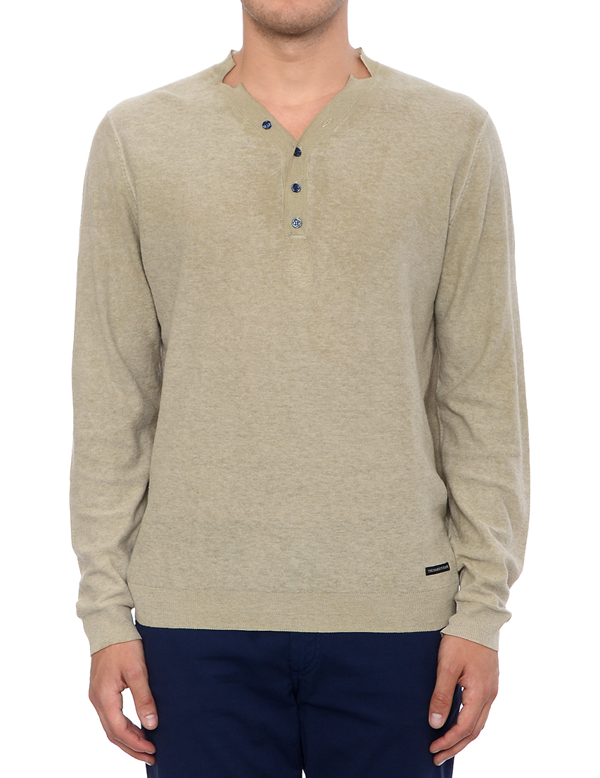 Мужской пуловер TRUSSARDI JEANS 52M97-06