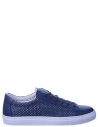 Мужские кеды LONVIE 501_blue