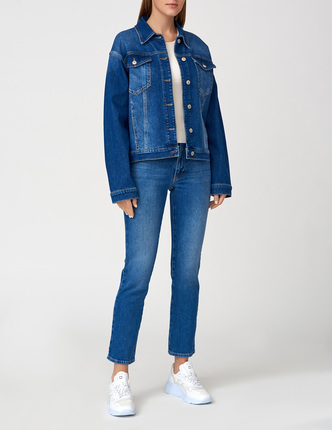 CHIARA FERRAGNI джинсовая куртка