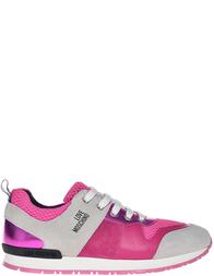 Женские кроссовки Love Moschino 15062_pink