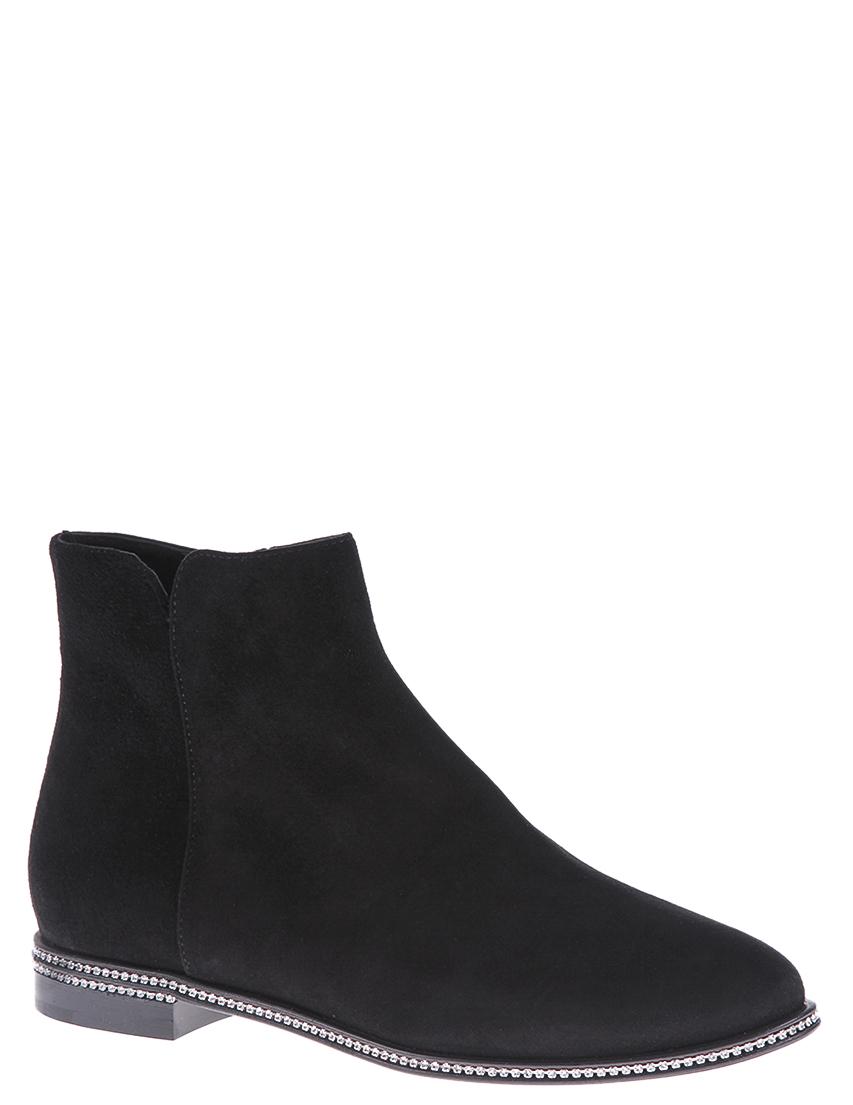 Женские ботинки LE SILLA 10242_black