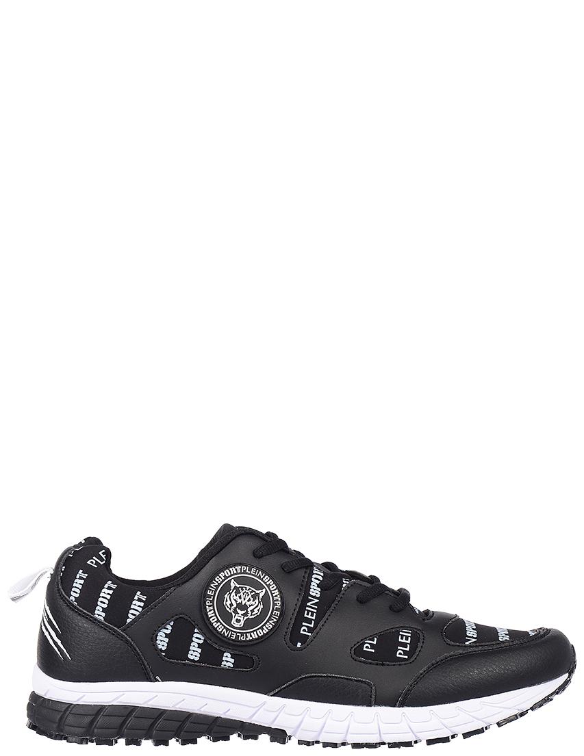 Мужские кроссовки PLEIN SPORT 0858_black