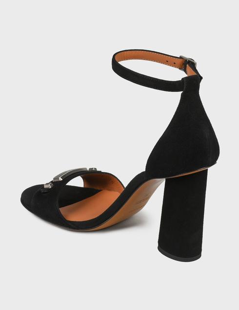 женские черные Босоножки Emporio Armani AGR-X3P754XF15900002 - фото-2
