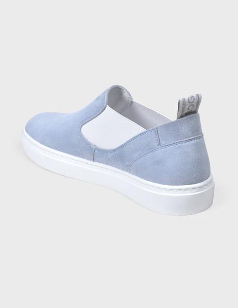 голубые Слипоны Bogner 201-6451-33 размер - 37