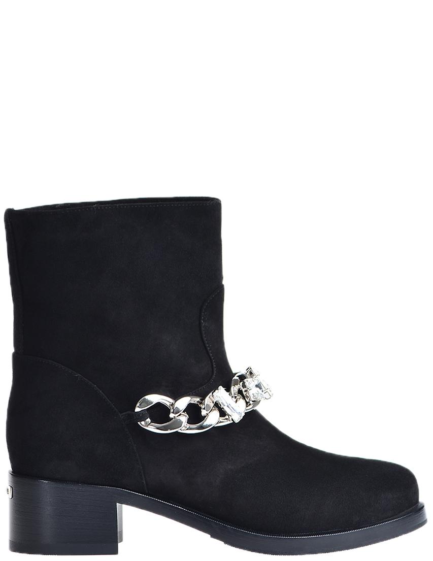 Купить Ботинки, LE SILLA, Черный, Осень-Зима