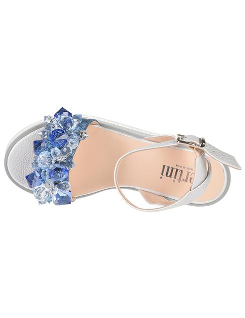голубые женские Босоножки Pertini AGR-191W15532D1 5112 грн