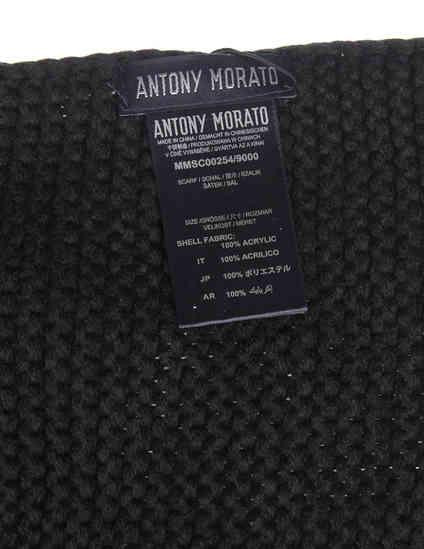 Antony Morato SC00256AF040001-9000_black