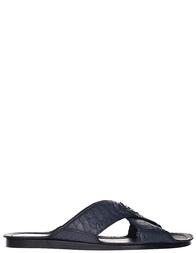 Мужские шлепанцы Roberto Cavalli 2084_blue