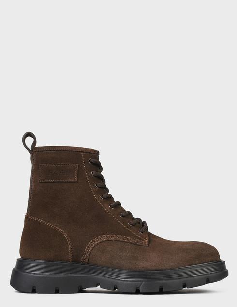 мужские коричневые Ботинки Fabi FU0313A-805 - фото-6