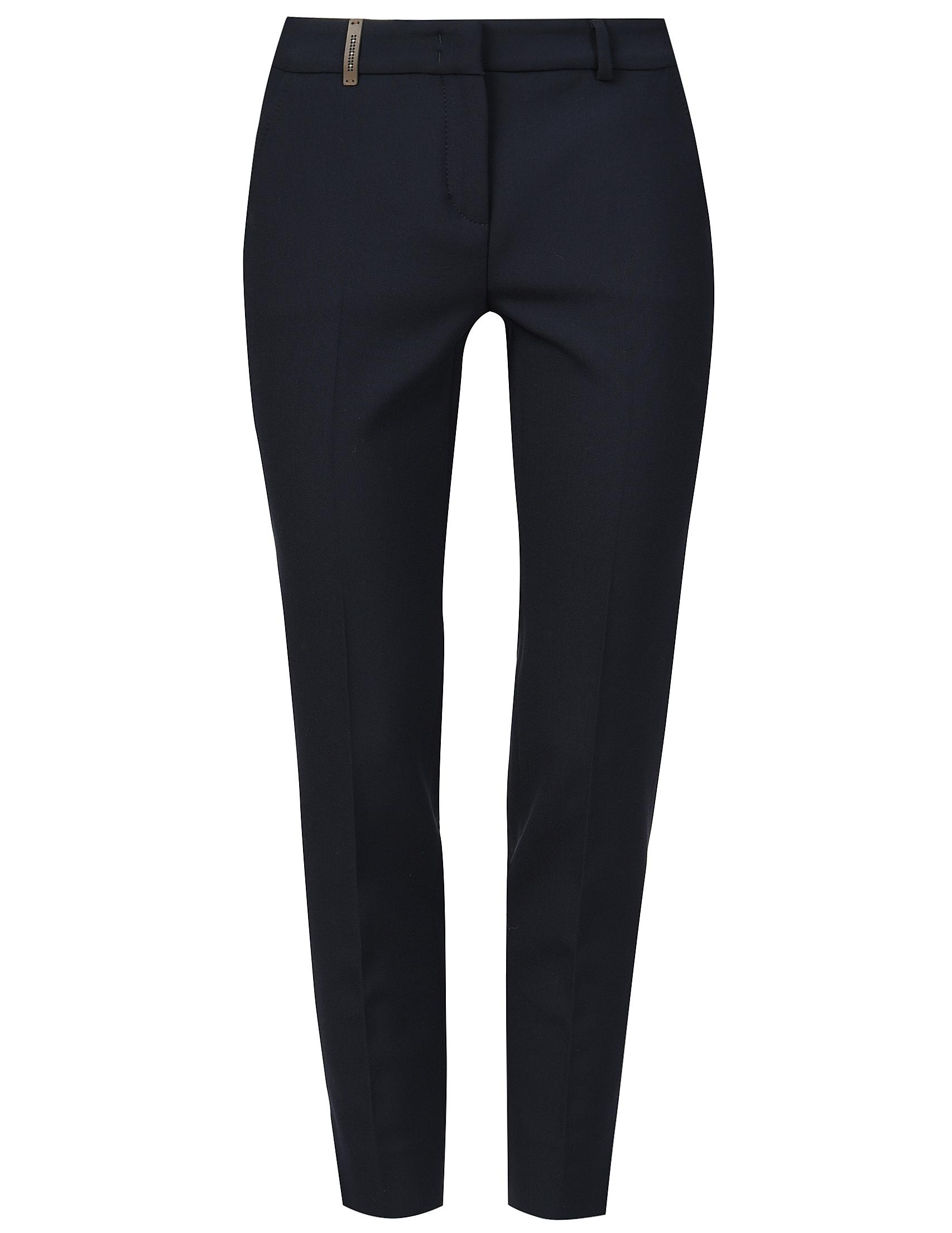 Женские брюки PESERICO 04718_blue