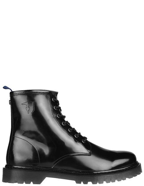 мужские черные Ботинки Trussardi 77A001269Y099999-K299 - фото-2
