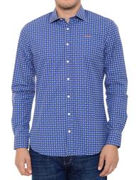 Мужская рубашка NEW ZEALAND AUCKLAND 17AN514-306