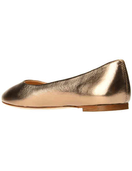 золотые женские Балетки Fabio Rusconi S-3692_gold 2460 грн