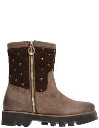 Женские ботинки Pakerson 24707_brown