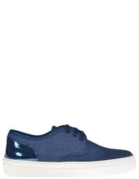 Мужские кеды MARIO ROSSINI 2701_blue
