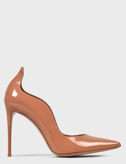 женские бежевые Туфли Le Silla 2102R090 - фото-2