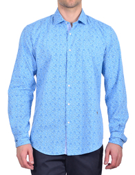 Мужская рубашка TRUSSARDI JEANS 52C24-42