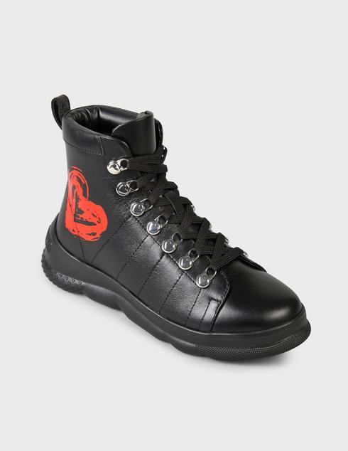 черные Ботинки Love Moschino JA15514G0DIE0000