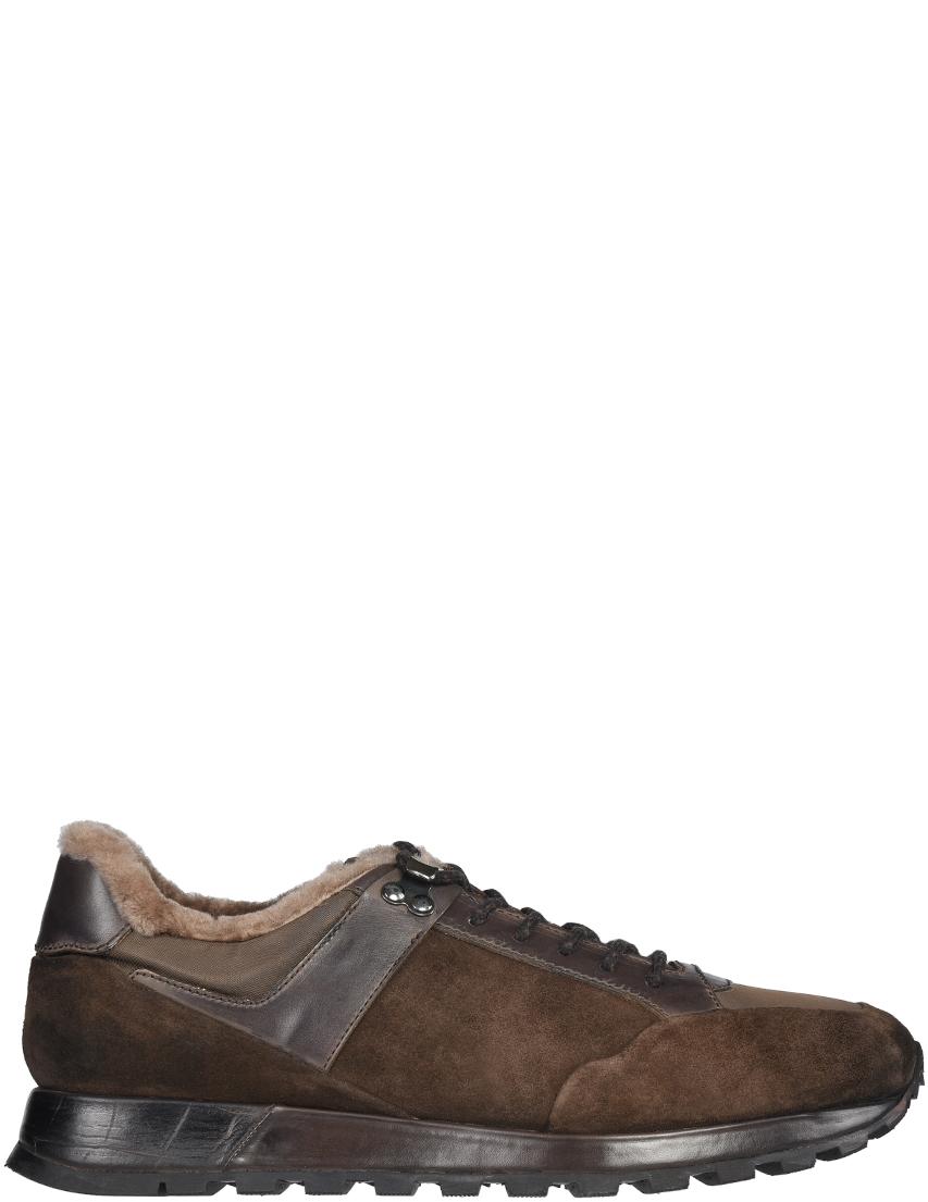Мужские кроссовки Fabi 8727BM_brown